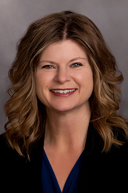 An image of Amy Madsen-Administrative Specialist