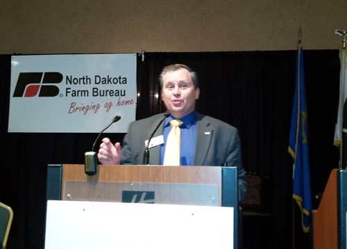 NDFB disagrees with Industrial Commission decision