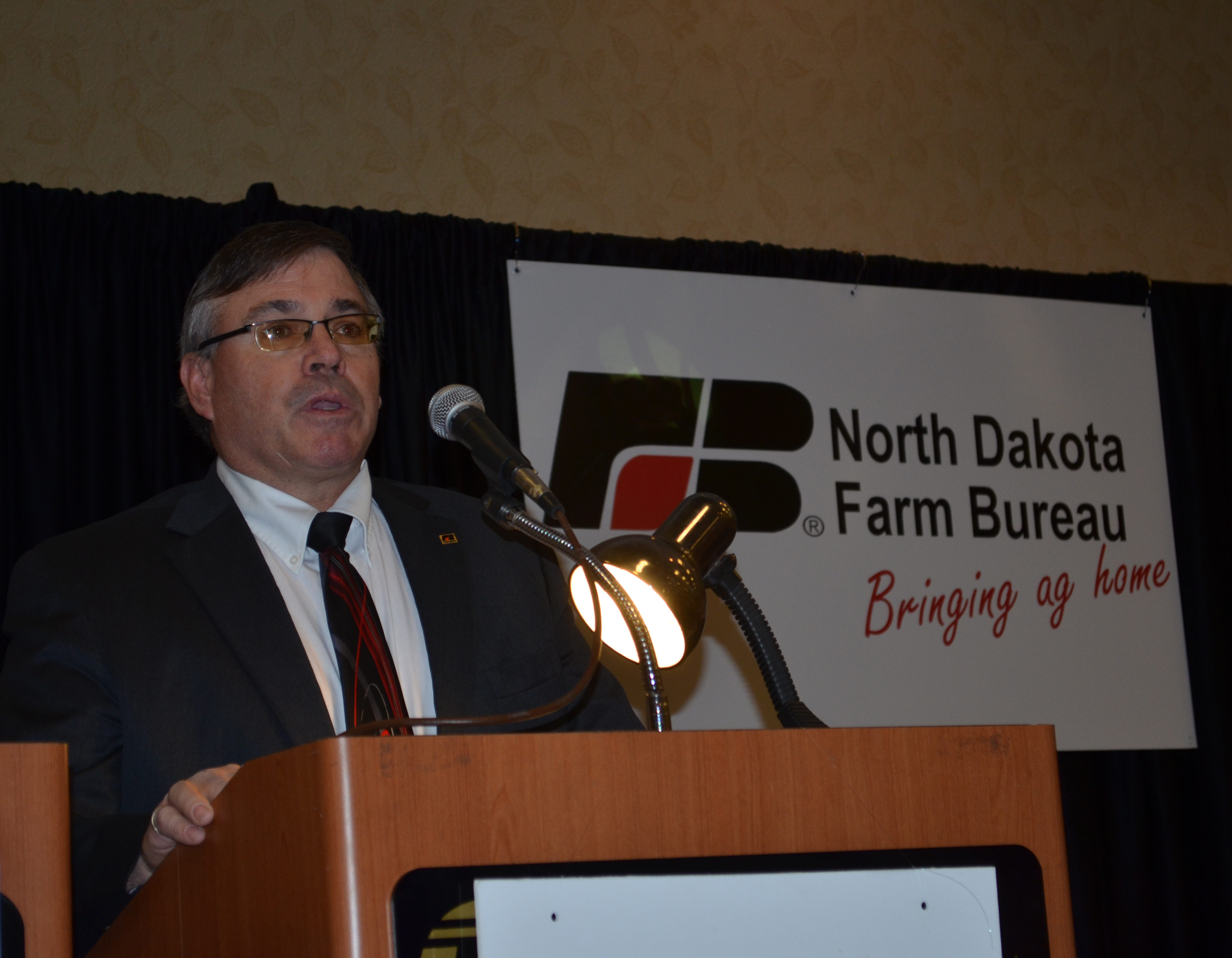 NDFB President encourages action for ag growth