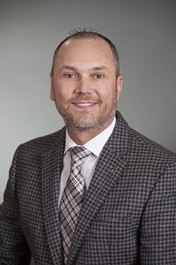 An image of Jeffrey Missling-Executive Vice President and CEO
