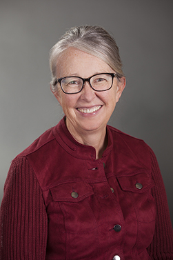 An image of Jill Vigesaa-Food, Land and People Coordinator