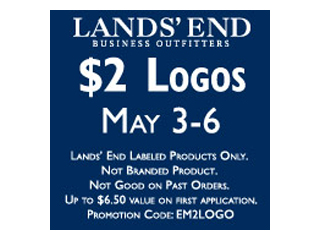 Lands' End special May 3-6