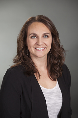 An image of Lisa Hauf-Director of Public Relations