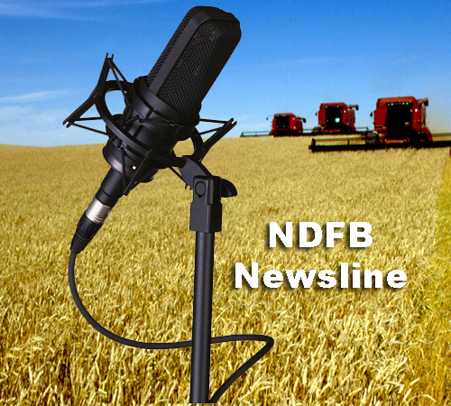 NDFB Newsline: Telling the story of ag