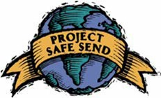 Reminder: Project Safe Send collections begin this week