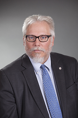 An image of Pete Hanebutt-Director of Public Policy