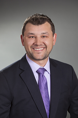 An image of Seth Estenson-Northeast Field Representative
