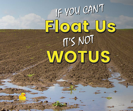 NDFB says WOTUS repeal good news