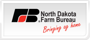 North Dakota Farm Bureau Bringing Ag Home - Click logo to return home